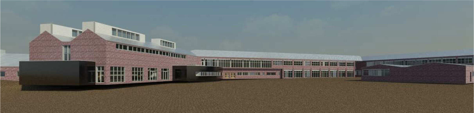 Strabane Academy New Build