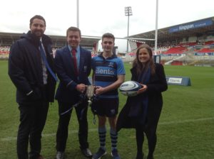 oran-and-ryan-schools-cup-pitchside